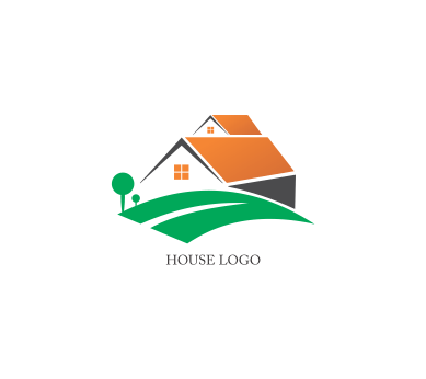 Bubbles House Logo Design Download Vector Logos Free Download