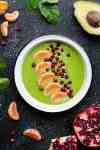 Clementine Green Smoothie Bowls