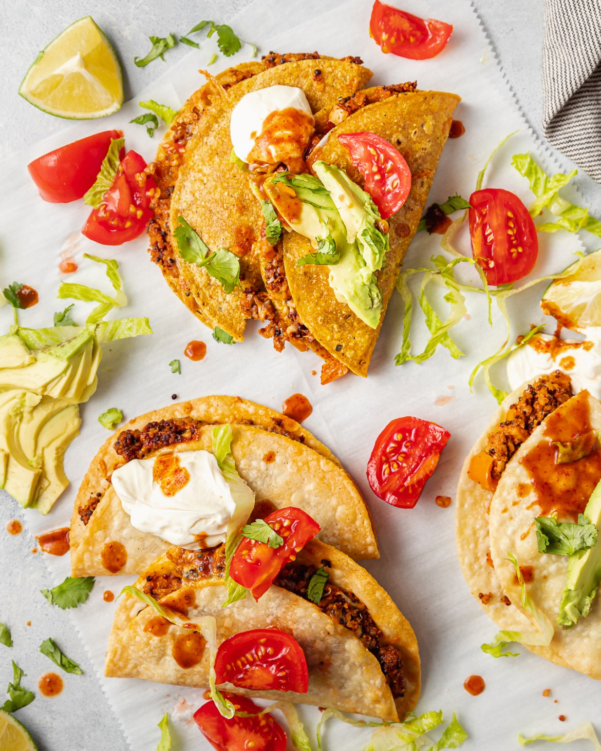 Quick and Easy Plant-based Tacos