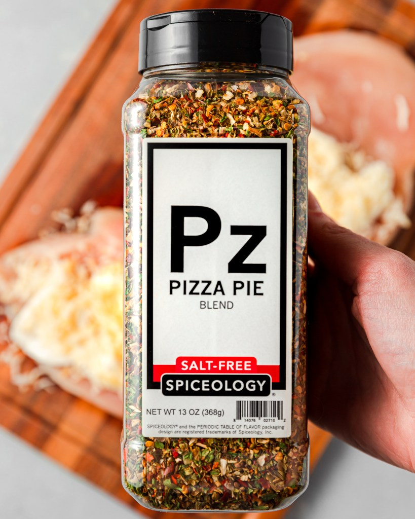 Spiceology Pizza Pie Spice Blend in a Jar