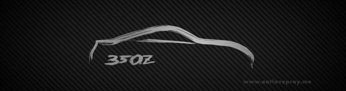 Nissan 350z merchandise