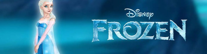 Disney Frozen Merchandise