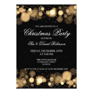 Corporate Holiday Party Invitations eatlovepray