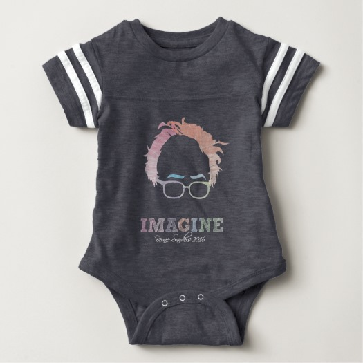 Imagine Bernie T-shirts and more - Bernie Sanders 2016 - watercolors T Shirt