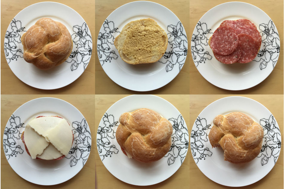 how to make chewy kaiser rolls