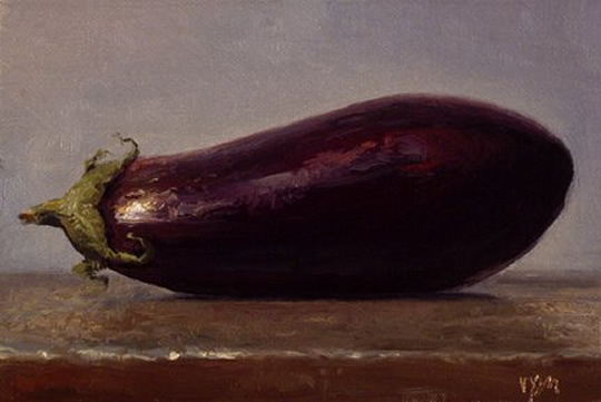 A Painting a Day by Abbey Ryan food art  Eat Me Daily
