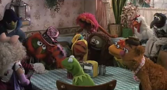 Muppets Reservoir Dogs Mashup Video Eat Me Daily