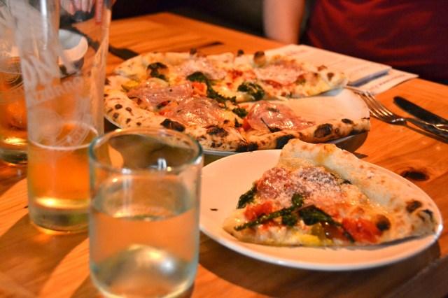 Orlando Food Tours Pizza at Prato