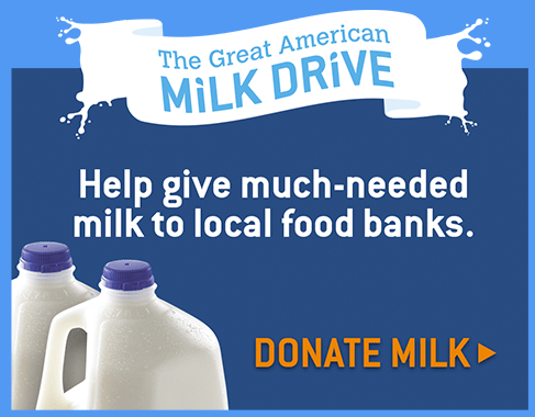 Great American Milk Drive FLBlogging4Good