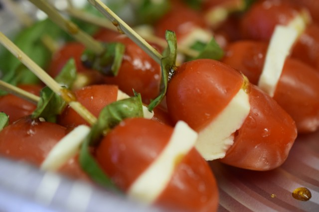 Mini Capersea Appetizers good for all your party needs