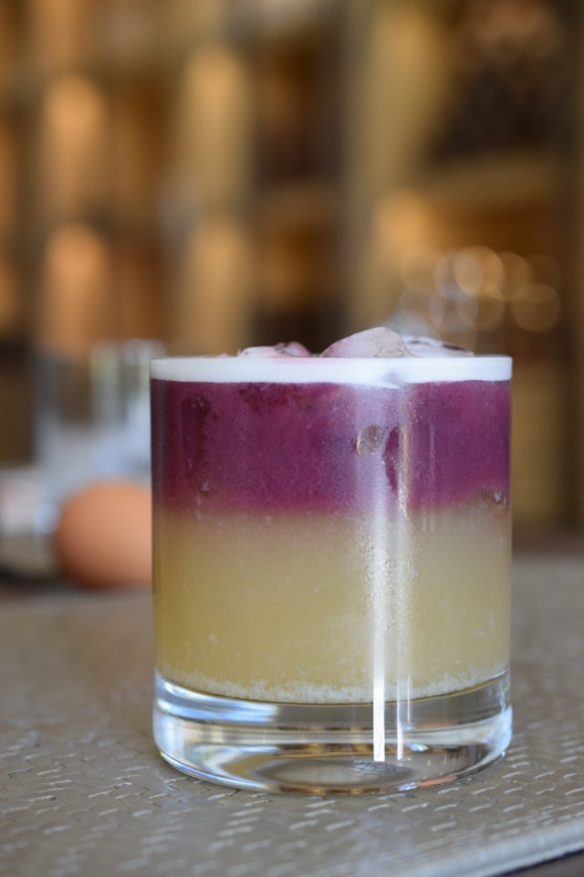 Four Seasons Orlando Bourbon City Slicker Sour