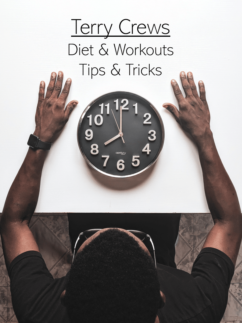 Terry Crews Workout and Diet - Tips and Tricks