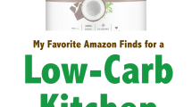 My Favorite Amazon Finds for a Low-Carb Kitchen!