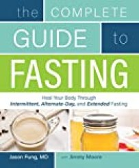Cover of The Complete Guide to Fasting Book