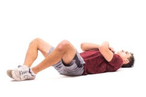 How to do Frog Crunches Effectively