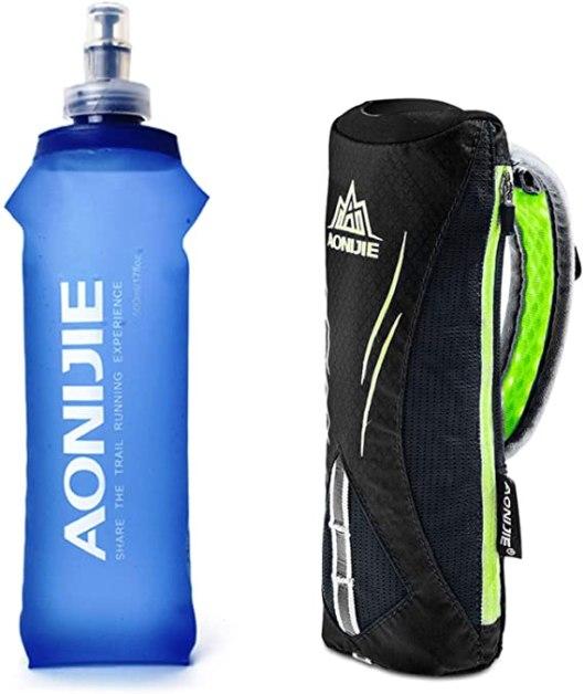 geia handheld water bottle