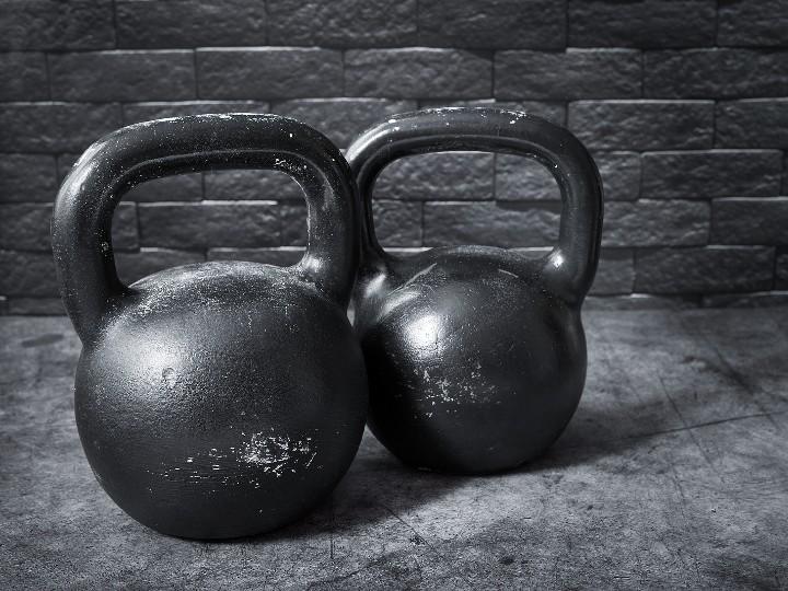 kettlebell for exercises