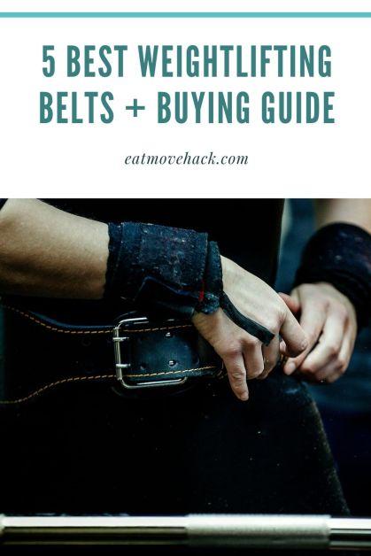 5 Best Weightlifting Belts