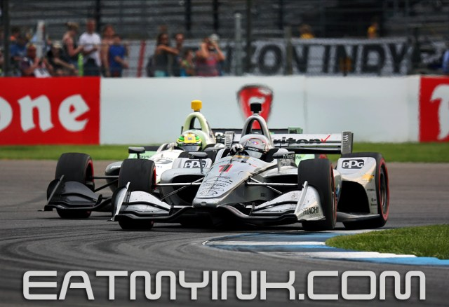 Indy Road Course is Power's Playground - eatmyink
