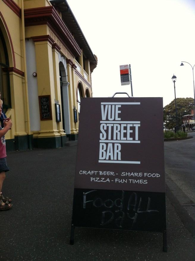 Vue Street Bar