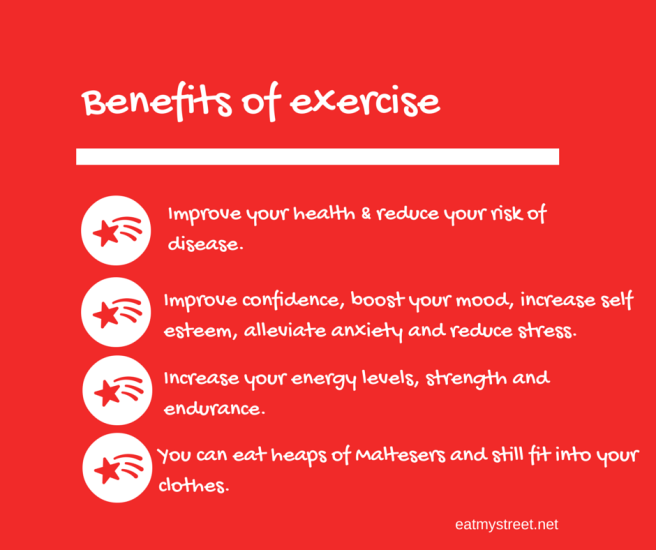 Benefits of exercise-2