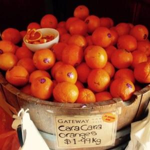 Yarra Valley Cara Cara Oranges