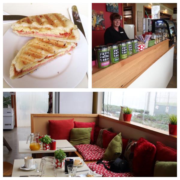 Gateway Estate Cafe Yarra Valley