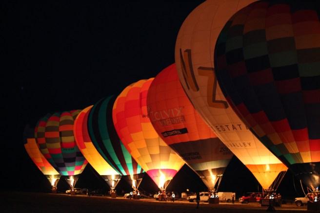 Yarra Valley Balloon Festival Beyond Berwick
