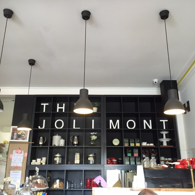 The Jolimont Cafe in Forest Hill