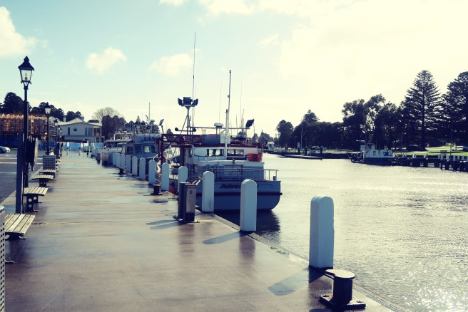 Harbour Port Fairy