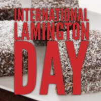 International Lamington Day
