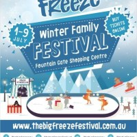 Buy tickets to the Big Freeze Winter Family Festival
