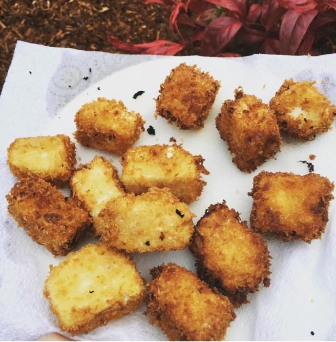 Panko Crumbed Tofu