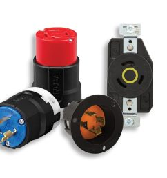 six voltage rating colors from the international electrical code iec 60309 standard to locking devices enhancing safety and productivity by making it  [ 1251 x 914 Pixel ]