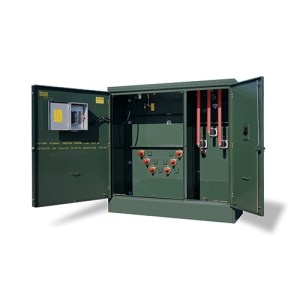 VFI threephase padmounted transformers | conventional
