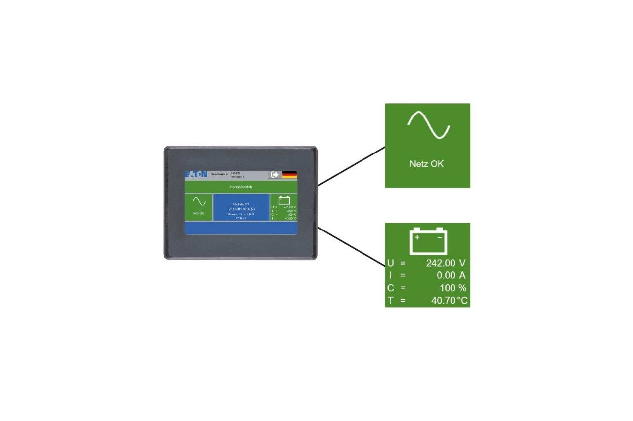 dualguard s central battery emergency