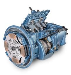 fuller advantage series manual transmission [ 2989 x 2989 Pixel ]