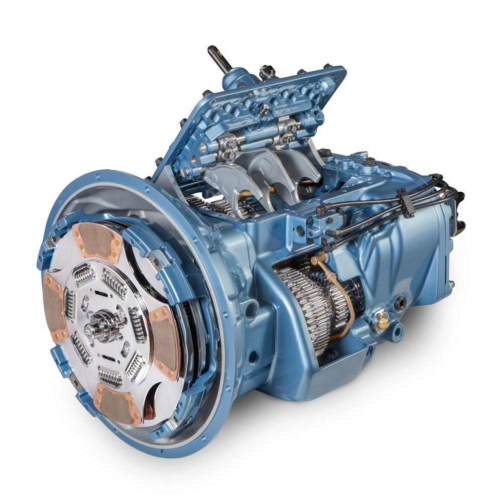medium resolution of fuller advantage series manual transmission