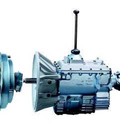 fuller 5 and 6 speed medium duty manual transmissions [ 1208 x 1023 Pixel ]