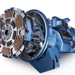 Eaton Fuller Transmission Diagram Ford Alternator Wiring Ultrashift Plus Linehaul Series Heavy-duty - Vehicle