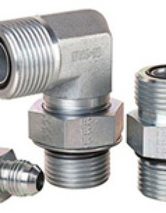 When eaton   carbon steel adapters are used with other fluid conveyance products the system can operate at higher pressures compared to sae society also hydraulic adapter fittings rh