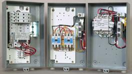 Electrical Ballast Wiring Diagram Enclosed Lighting Contactors
