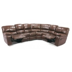 Reclining Leather Sofas How To Fix Tears Sofa Cheers 8625 Sectional - Eaton Hometowne ...