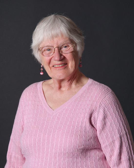 SANDRA REYNOLDS : Retired Nurse