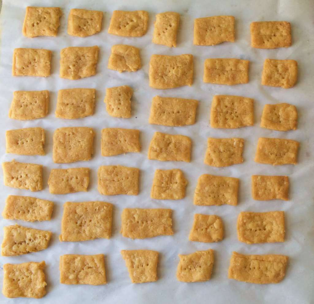 ritz cracker recipe