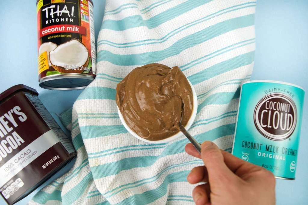 dairy free chocolate pudding recipe