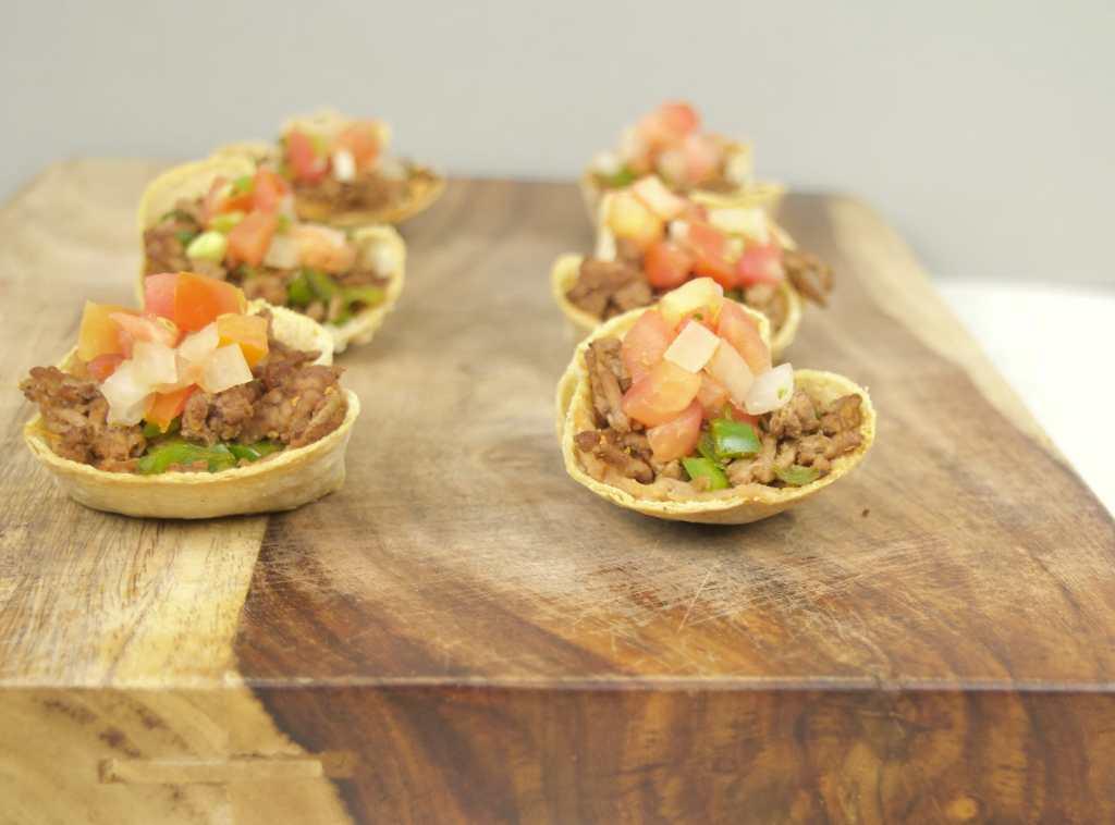 gluten free taco bowls