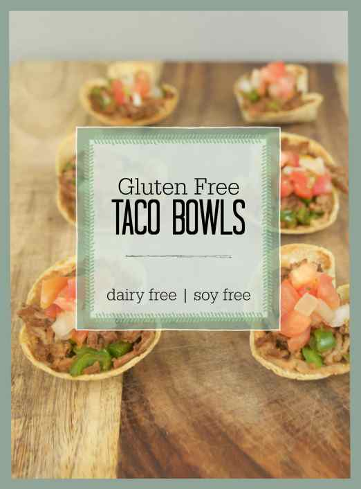 taco bowl photo with text