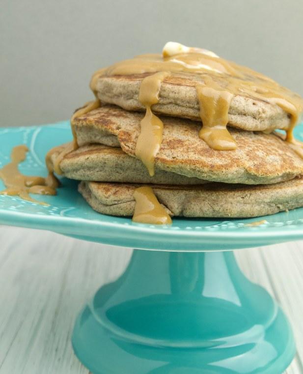 gluten free buckwehat pancake