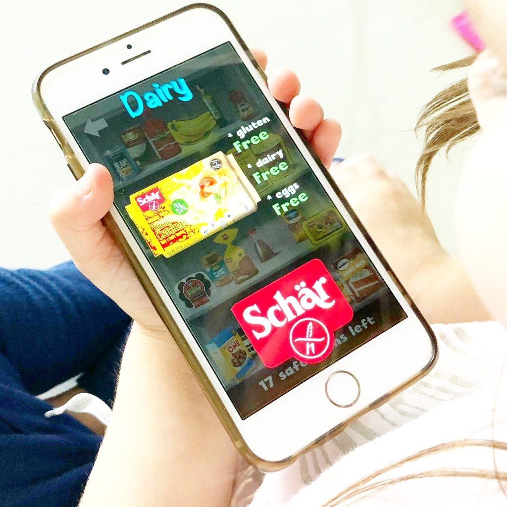 food allergy iphone app